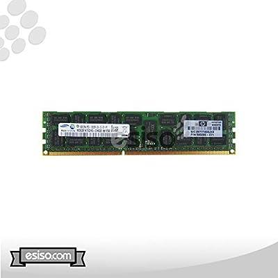 HP 16GB(2 X 8GB) Kit 8GB 2RX4 PC3-10600R 1333MHz DDR3 SDRAM Memory Module For Proliant DL320 G6 DL360 G6 DL360 G7 DL370 G6 DL380 G6