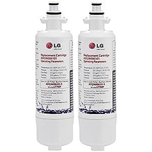 LG LT700P-2PK Refrigerator Water Filter