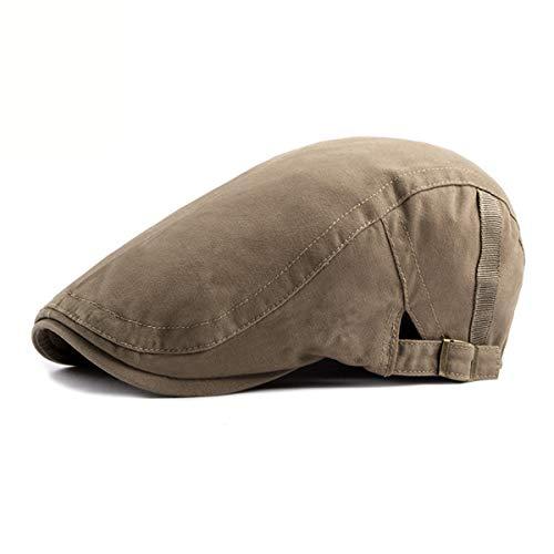 algodón de Simple de hat de Mujer qin A Sombrero de Hombre de Sombreros B GLLH Delantero Boina Sombrero Sombrero Pato Sombrero qZBzntnOFw