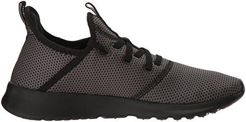 adidas Performance Women's Cloudfoam Pure Running Shoe, Black/Black/Grey, 5 M US by adidas (Image #6)