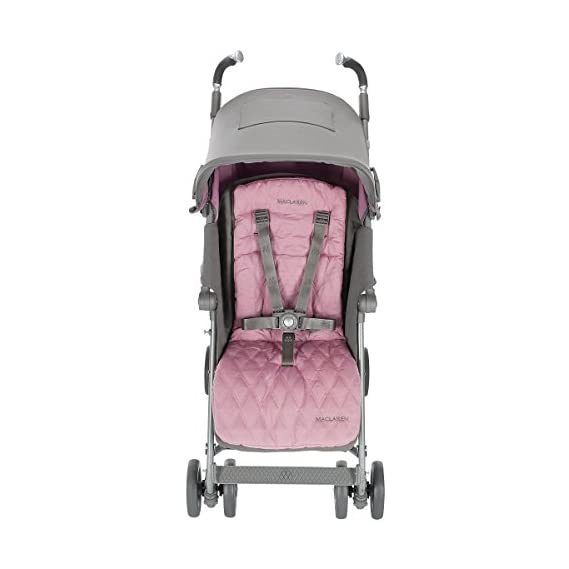 Maclaren Techno XLR Stroller, Dove/Orchid Smoke
