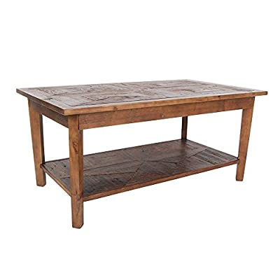 Pine Canopy Everglades Reclaimed Wood Coffee Table -  - living-room-furniture, living-room, coffee-tables - 41ezzWpAPyL. SS400  -