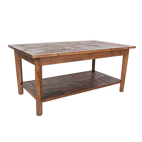 Pine Canopy Everglades Reclaimed Wood Coffee Table