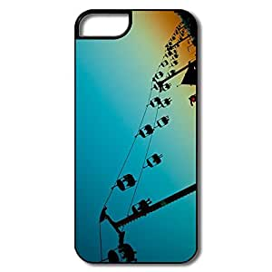 Amazing Design Santa Cruz Boardwalk Sky Ride IPhone 5/5s Case For Couples
