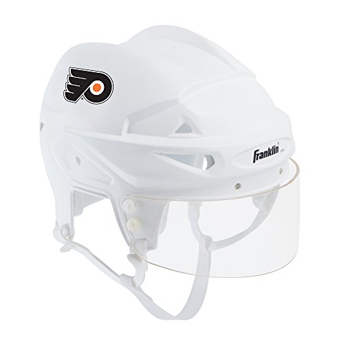 ers Team Licensed Mini Player Helmet (Flyers Mini Hockey Helmet)