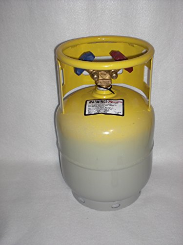 DOT Closed Loop Recovery Cylinder Tank 15 Lb Made in USA by 710 Snob