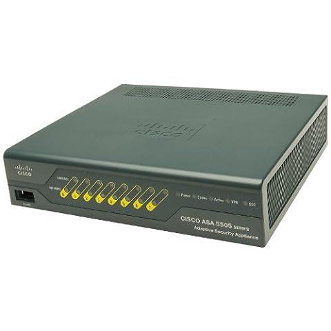 Cisco ASA5505-SEC-BUN-K9 ASA 5500 Series Adaptive Security Router Appliance