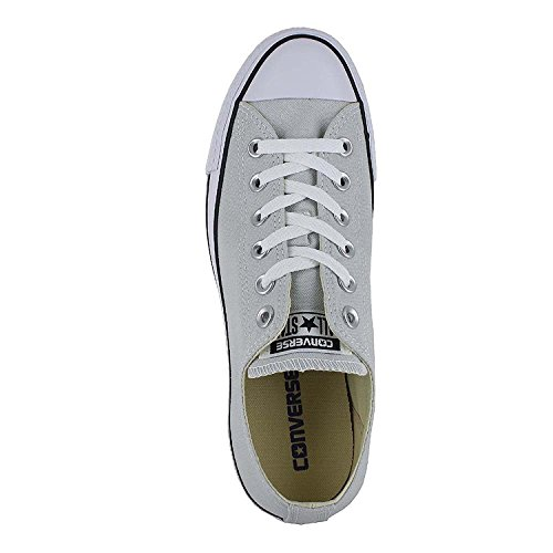 Converse Mens All Star Low Top Mouse White Black Size 11.5