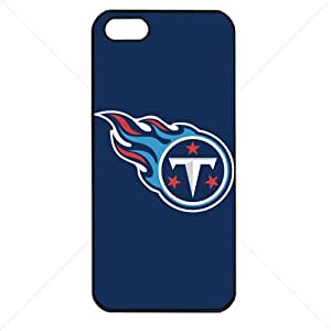 NFL American football Tennessee Titans Fans Apple iphone 6 4.7 TPU Soft Black or White case (Black)