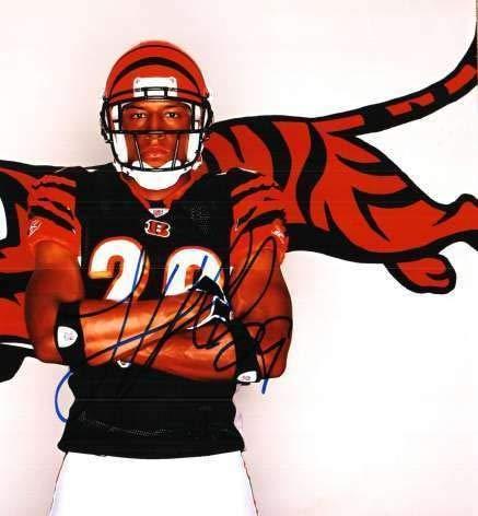 (Autographed Signed Leon Hall 8x10 Photo Cincinnati Bengals - Certified Authentic)