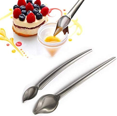Deco cuchara multiusos de precisión Chef Culinary Chocolate Dibujo ...