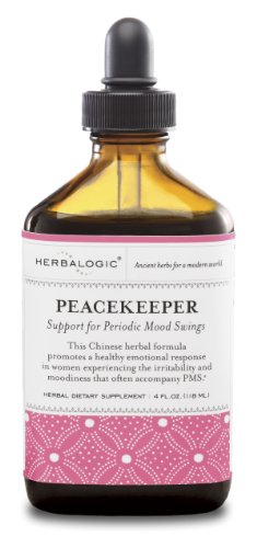 Herbalogic Peacekeeper - Support for PMS Mood Swings (4 oz.)