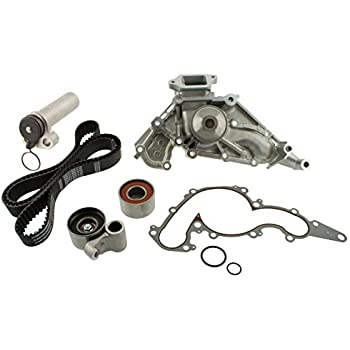Gates TCKWP298 Engine Timing Belt Water Pump Kit for WPK-0014 CK298LK1 vi