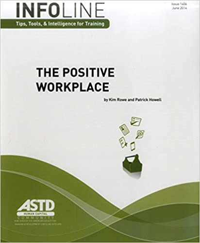 Read online The Positive Workplace (Infoline) PDF