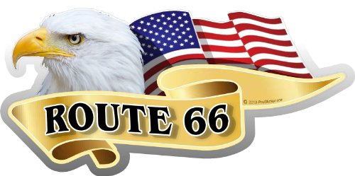 Route Eagle 66 - ProSticker 961 (One) 3