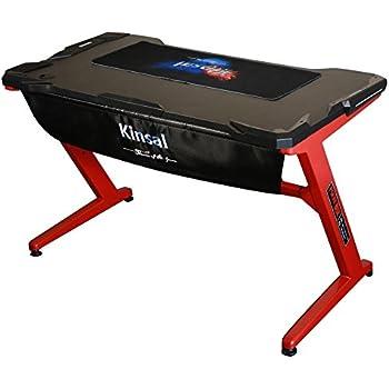 Amazon Com Atlantic 33950212 Gaming Desk Pro Kitchen