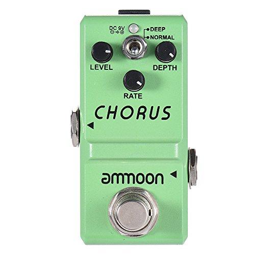 True Bypass Chorus Pedal - 8