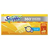 Best Swiffer Life Cleaning Products - Swiffer 360 Dusters Extendable Handle Starter Kit, 3 Review