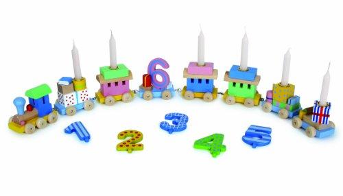Goki Birthday Train with 7 Followers -