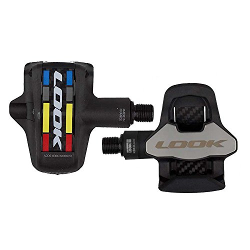Look Keo Blade2 Carbon ProTeam Ti Cycling Pedals 16 Nm Tension Black (Look Keo Cycling Pedals compare prices)
