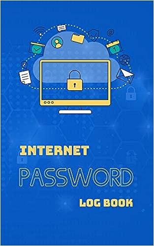 Amazon.com: Internet Password Log Book (9781072248736): E ...