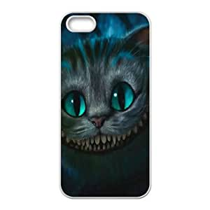 Nuktoe Iphone 5S Case Cat Face Cute KN297261