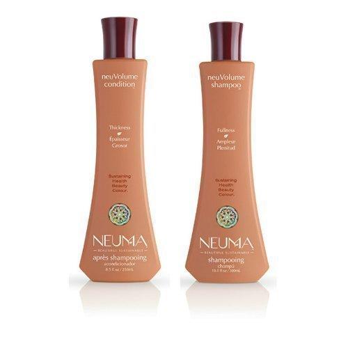 Neuma Volume Shampoo and Conditioner, Sulfate Free, 10.1 oz.