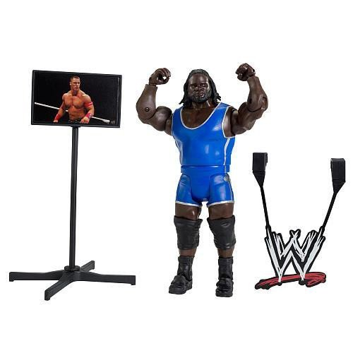 Mattel WWE Wrestling Exclusive Best Of PPV Money in the Bank 2011 Action Figure Mark Henry by Mattel