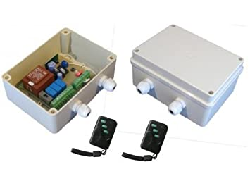 Neco Remote Control Wiring Diagram on