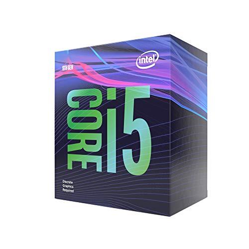 Intel Core i5-9400F processore 2,9 GHz Scatola 9 MB Cache intelligente
