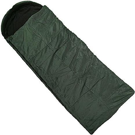 Oferton Saco de dormir forrado de microfibra de 3 estaciones (incluye bolsa porta saco)