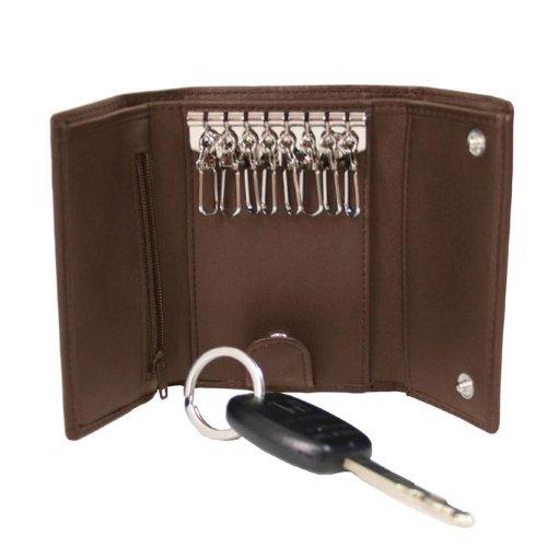 Royce Leather Key Case Wallet