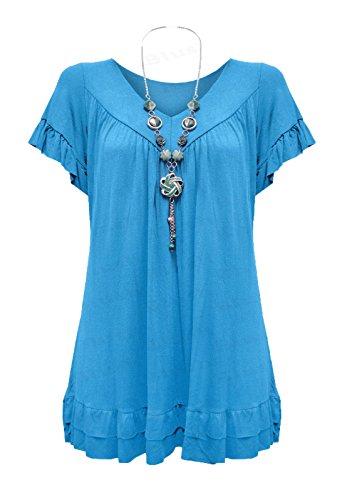 Ruffle Ahr Ahr Collar T Gypsy Gypsy dtqqH