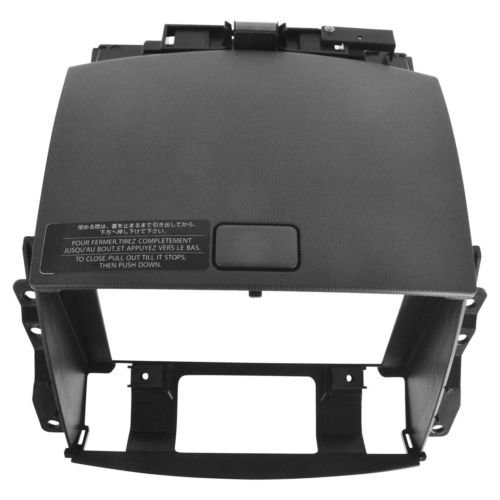 Nissan OEM 68250-CD01A Lid Cluster Cubby, Without Navigation - Nissan 350Z 2003 ()
