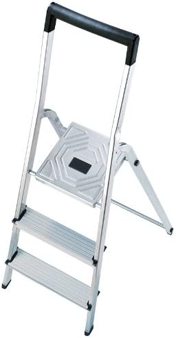 Hailo 8140-307 Escalera de tijera: Amazon.es: Bricolaje y herramientas