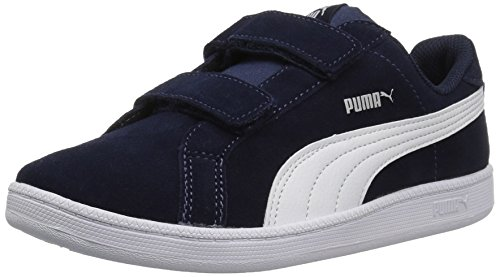 PUMA Kids' Smash Fun SD Velcro Sneaker