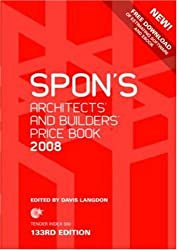 Spon's Architects' and Builders' Price Book 2008