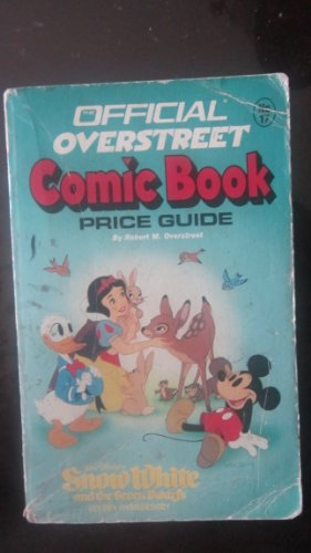 Official Overstreet Comic Book Price Guide No. 17