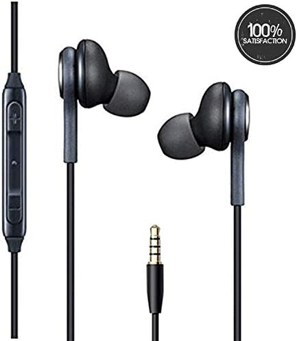 Headphones Microphone Compatible Note9 2019 Hands Free product image