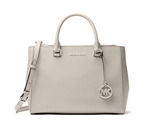 Michael Kors Grey Handbag - 4