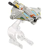 6-Pk. Hot Wheels Star Wars Starship
