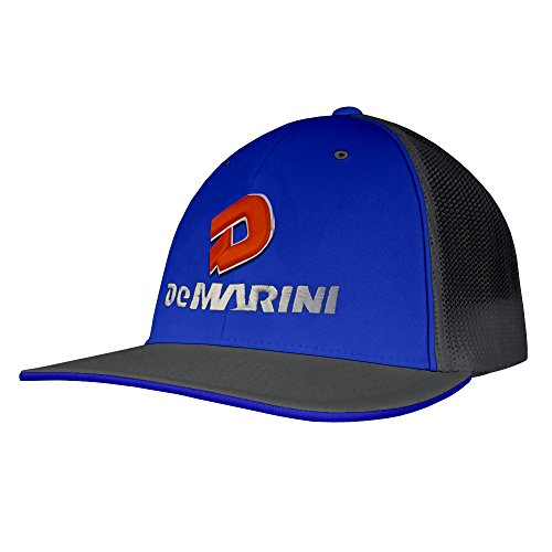 Hat Sizing Chart (DeMarini Stacked D Flexfit Pacific Headwear Trucker Hat (LG/XL, Royal/Charcoal))