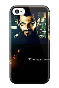 Protection Case For Iphone 4/4s / Case Cover For Iphone(deus Ex)