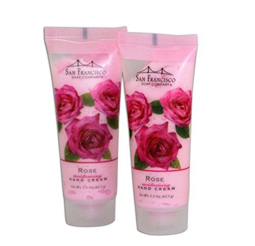 san-francisco-soap-co-rose-hand-cream-two-15-ounce-tubes