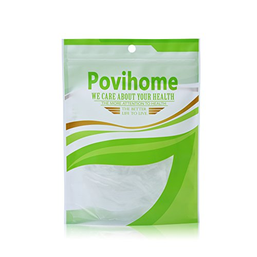 Povihome Gel Arch Foot Support Cushion for Plantar Fasciitis & Flat Feet, Silicone Foot Support for Relief Foot Pain - 2Pair by Povihome (Image #9)