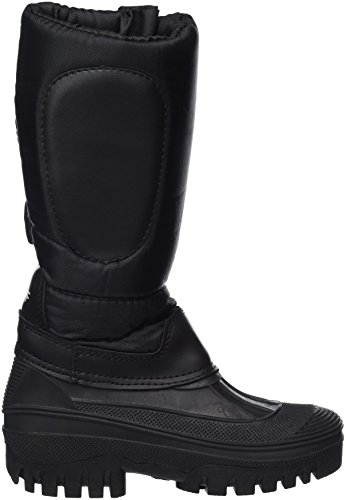 PFIFF thermo boots, riding boots, winter boots Black