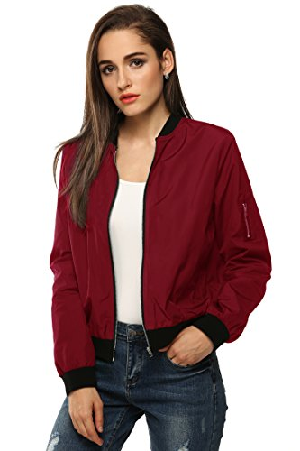 Zeagoo Womens Classic Quilted Jacket product image
