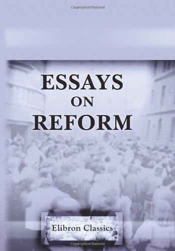 Essays on Reform pdf epub