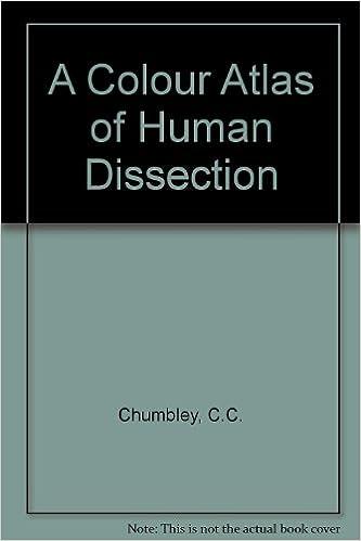 A Colour Atlas of Human Dissection: Amazon.co.uk: C.C. Chumbley ...