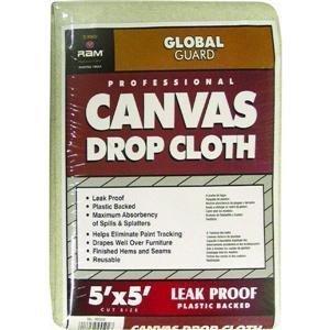 butyl ii drop cloth - 2